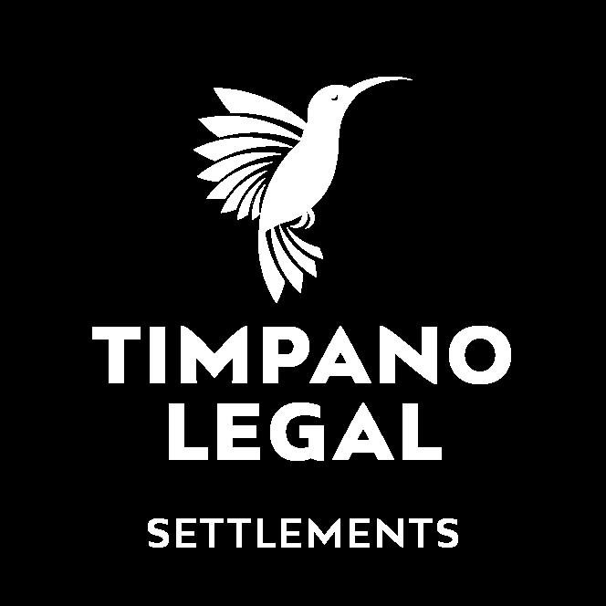 Timpano Legal Settlements